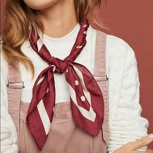 Anthropologie Eleanor Scarf